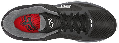 Fox Men's Podium Athletic Shoe, Black/White, 8 M US by Fox (Image #8)