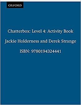 Book Chatterbox: Level 4: Activity Book: Activity Book Level 4