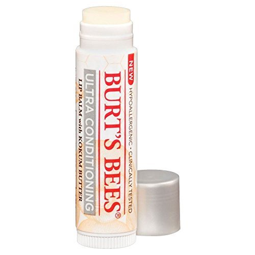 Burt's Bees Lip Balm Ultra Conditioning - Pack of 6