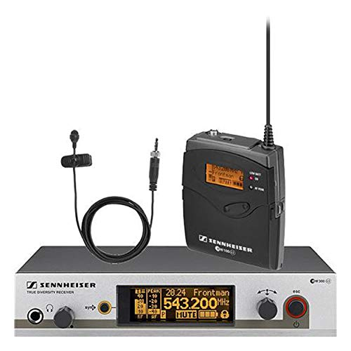 (EW312 G3 Wireless Bodypack Mic System with ME2 Lavalier Mic (A1))
