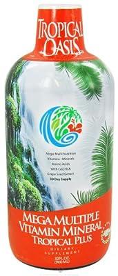 Tropical Oasis Trop Plus Multi-vit/mnrl, 32 Fz
