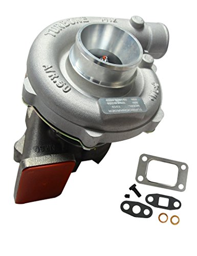 (BLACKHORSE-RACING Trim Turbo Turbocharger Compressor 400 + HP Boost Stage III T04E T3/T4 .63 A/R 57)