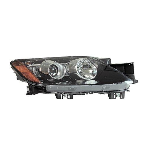 7 Cx Mazda (TYC 20-6937-90-1 Mazda CX-7 Right Replacement Head Lamp)
