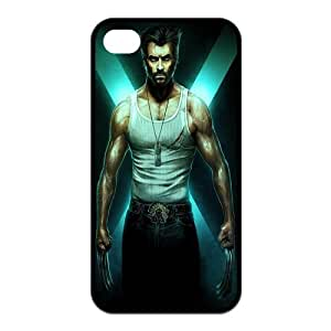 PhoneXover X-men Personalized Design TPU Torrific Movie Cover Case For Iphone 4 / 4s