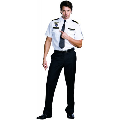 Strip Search Officer Ken I Seymour Costume - X-Large - Chest Size 46-48