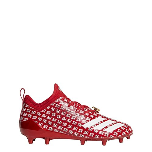 online store e47ef dd174 adidas Adizero 5-Star 7.0 7v7 Cleat - Men s Football 18 Collegiate Red White