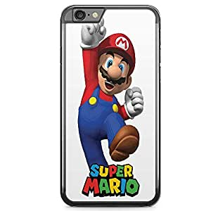Loud Universe Mario Jump iPhone 6 Plus Cover with Transparent Edges