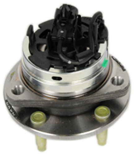 Assembly Detector (ACDelco FW400 GM Original Equipment Front Wheel Hub and Bearing Assembly with Wheel Speed Sensor and Wheel Studs)