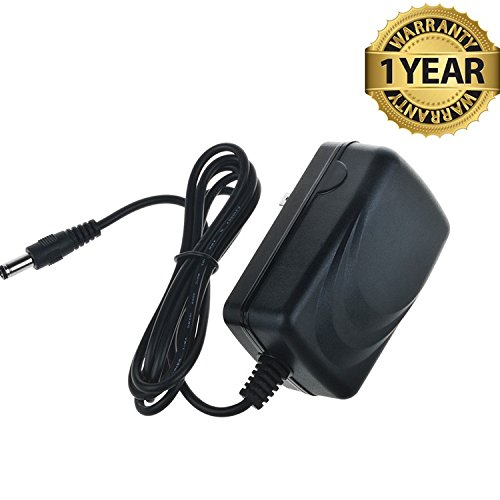 Accessory USA 4ft Small AC DC Adapter for DeVilbiss Vacu-Aide 7310 Series Compact Suction Unit 7310PR-D 7310PRD VacuAide Portable Aspirator Machine Power Supply Cord ()