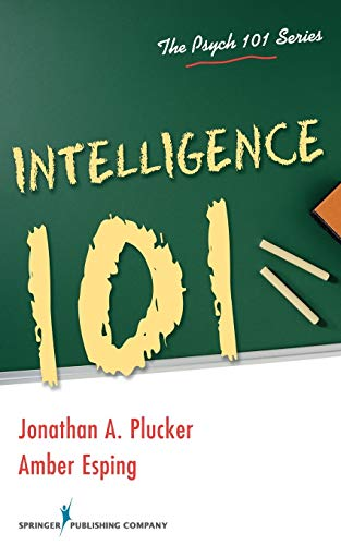 Intelligence 101 (The Psych 101)