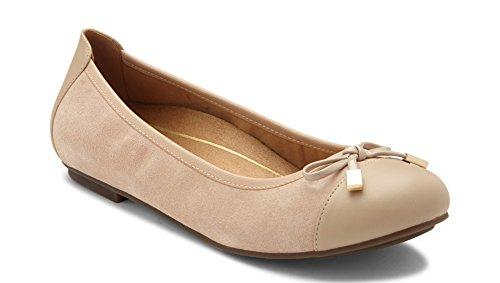 Sand Minna Women's Spark Ballet Flat Vionic Sg6UwqwO