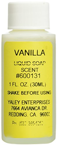 (Yaley Soapsations Liquid Scent 1oz Bottle-Vanilla)
