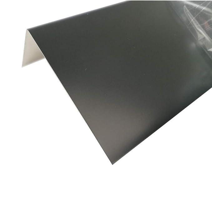 1,5 Meter langer Aluminium Kantenschutz Winkel Schenkell/änge Innenma/ß 6x6 cm Oberfl/ächenoptik: Diamant geriffelt Material: AlMg3 in 1,5//2mm Materialst/ärke 1500mm x 60x60mm
