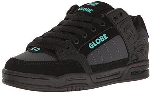 Globe Tilt, Sneaker Uomo Black/Ebony/Teal