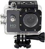 Sport Action Camera 30M Waterproof 1080P G Senor Diving Full HD DVR