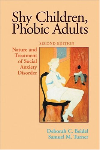 Shy Children Phobic Adults Treatment product image