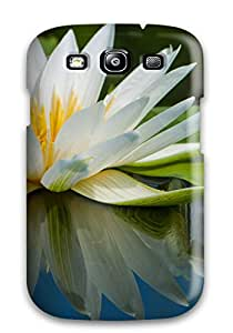 Anti-scratch And Shatterproof Flower Phone Case For Galaxy S3/ High Quality Tpu Case