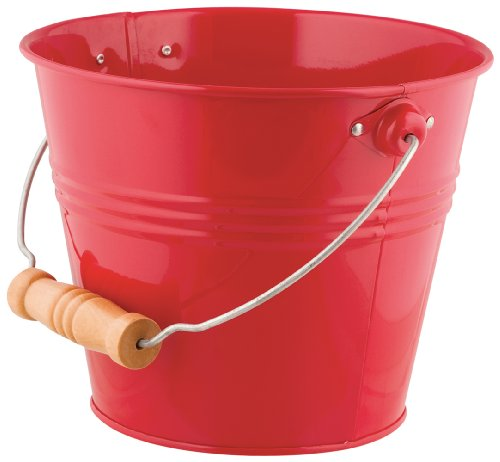 Toysmith Bright and Colorful Pails (Various Colors) -