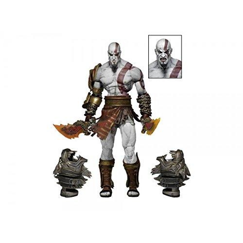 "Neca God Of War III Kratos 7"" Ultimate Action Figure"
