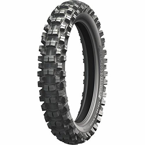 UPC 086699067760, Michelin 06776 Starcross 5 Medium Rear Tire - 120/80-19 (19)