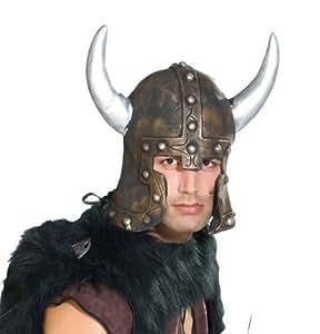 Casco de bárbaro/vikingo