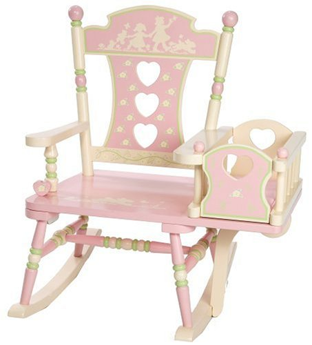 Wildkin Rocking Chair, Rock-A-My-Baby
