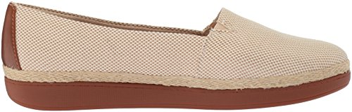 Trotters Womens Accent Ballet Flat Lino Naturale