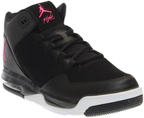 cheap for discount b2c80 1fbdc JORDAN FLIGHT ORIGIN 2 GG girls basketball-shoes 718075 (5.5 Y US, Black