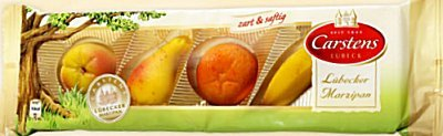 Carstens Marzipan Fruit Mix 65g by Carstens (Image #1)