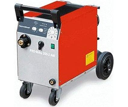 PRO-MAG 180-2 - para chapa de área/soldador de grosor