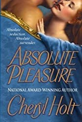 Absolute Pleasure [Gebundene Ausgabe] by Cheryl Holt
