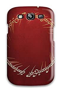 MaritzaKentDiaz Case Cover For Galaxy S3 - Retailer Packaging Lord Of The Rings Protective Case