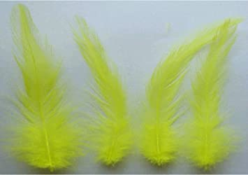 HOT PINK ROOSTER COCK HACKLE 50 FEATHERS FLYNSCOTSMAN TACKLE LOOSE NO CAPE