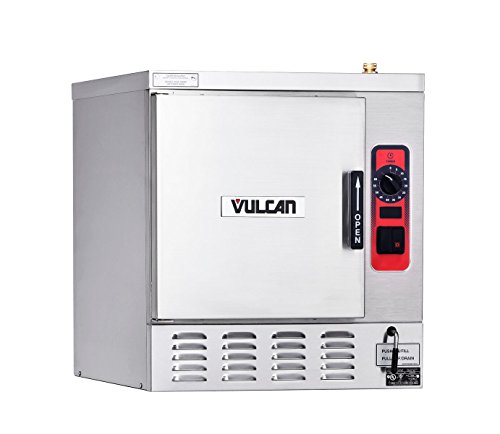 Vulcan C24EA5-BSC Convection Steamer Electric countertop 1 compartment 24