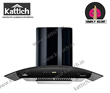 KATTICH Charcoal 90 1300 Suction+Simply Silent