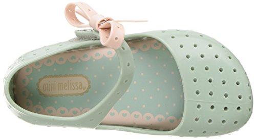 Green X mini Jane Baby Flat Melissa Mary Girls' Furadinha Mini aanOwRU7q