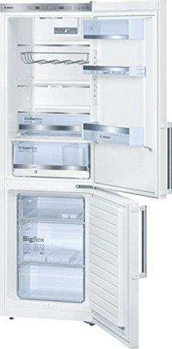 Bosch KGE36AW42 Serie 6 Kühl-Gefrier-Kombination / A+++ / 186 cm Höhe / 149 kWh/Jahr / 214 Liter Kühlteil / 89 Liter Gefrierteil / kühlt besonders sparsam