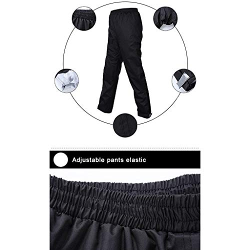 Dimensioni A Da Adulto Tuta Xjlg Impermeabile giacca Impermeabili Pantaloni A S colore Ciclismo qwXXvY7p