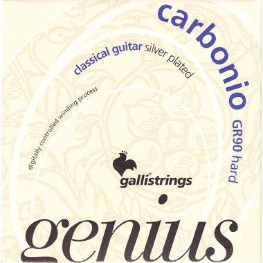 Galli GR90 GENIUS CARBONIO PROcoated Set, Hard Tension