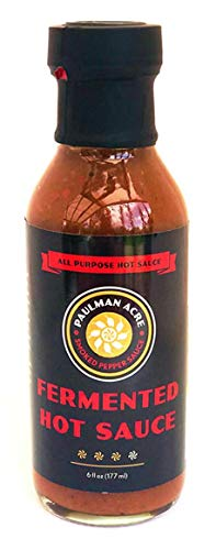 Acres Sauces - Paulman Acre Fermented Hot Sauce