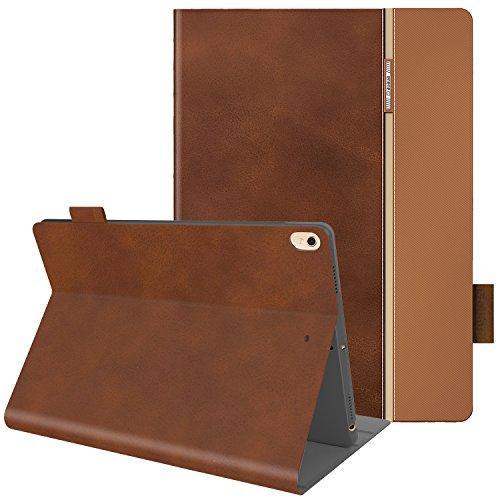 iPad Pro 10.5 Case/iPad Air 3 2019 case, AUAUA Smart Case Cover with Apple Pencil Holder Auto Sleep/Wake + PU Leather Case for Apple iPad 10.5 inch Tablet
