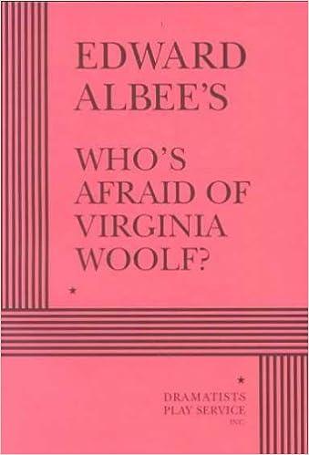 Who Afraid Of Virginia Woolf Ebook