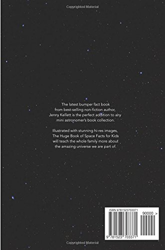 Space Facts: Huge Book of Space Facts for Kids: Space Books