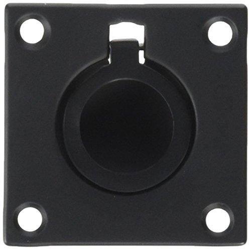 Baldwin 0393190 Flush Ring Pull, -