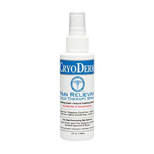 Cryoderm Cold Spray 4oz