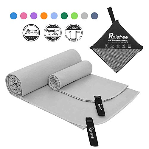 Relefree Microfiber Towel Yoga