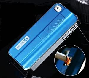 Voguesia New Original Cigarette Lighter Function Mobile Phone Case Battery Cover Shell for Iphone 4 Iphone 4S