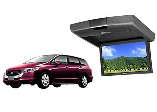 【HDMI接続専用モデル】ALPINEアルパインRSH10S-L-S+KTX-H513VGオデッセイRB3/4系専用取付キットセット B01N04M0C5