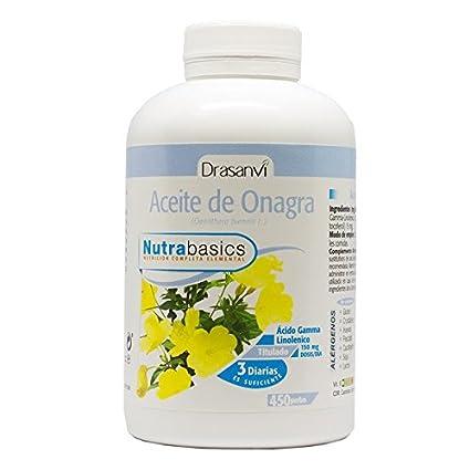 Drasanvi - Aceite de Onagra - 450 Perlas
