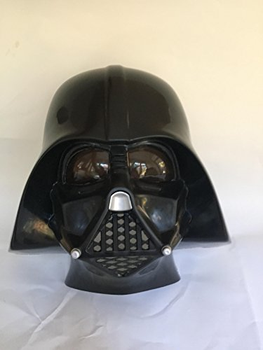 Disney Star Wars Darth Vader Adult Kid Size Face Mask Halloween Costume Accessory (Darth Vaders Face)